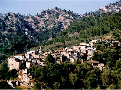 Photo for Romantic Hideaway in 13th C. Roia Valley Hilltown Near Riviera