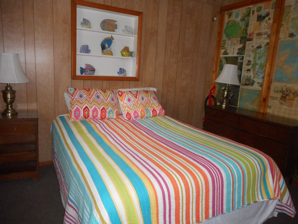 Property Image#6 Secluded Cabin On St. Joe Bay, At Cape San Blas