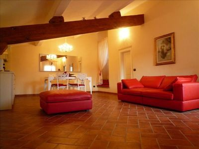 Photo for Dei Neri apartment in Duomo with WiFi, air conditioning & balcony.