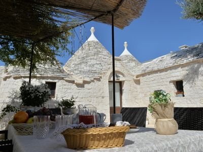 Photo for The Trulli of Grandmother Michele - TypicalDimora Typical The ULIVO