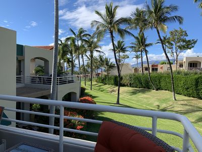 Photo for Palms at Wailea #704 Spacious, Central Location, Partial Ocean View, Sleeps 6