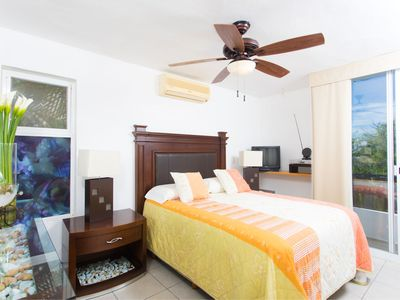 Photo for Casa Areca- Vallarta home with shared pool, 10 minutes from beaches! 2BR + Den