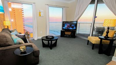 Escape to this Oceanfront Beauty with Smart Design Including Bunk Nook!