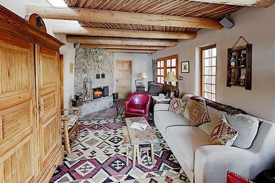 Living Room - Welcome to Santa Fe! This home is professionally managed by TurnKey Vacation Rentals.