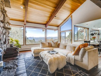 Photo for Serene Mountain Retreat in the Boulder Foothills!