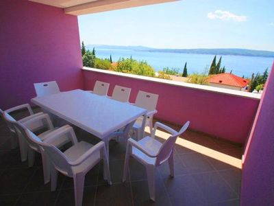 Photo for Holiday apartment Dramalj for 6 - 8 persons with 3 bedrooms - Holiday apartment