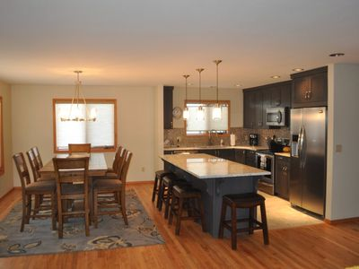 Photo for Completely renovated lower level condo