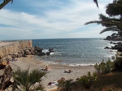 Photo for BANDOL- Beautiful apartment-80 m from the sea -4 pers- 10 min walk from the city center