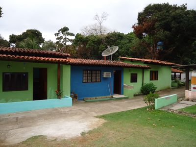 Photo for 1BR Chalet Vacation Rental in Ilha Bela., SP