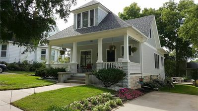 Photo for Exceptional new listing Decorah Craftsman Bungalow