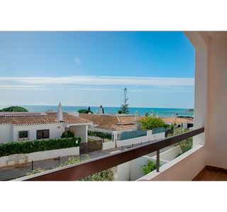 Photo for 3 Bedroom Apartment in Olhos de Agua, Sea View, 5 Minutes Walk from Maria Luísa