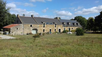 Photo for Bed and breakfast in traditional Breton longhouse