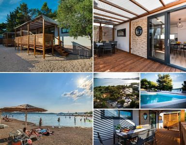 Photo for Holiday house Vodice for 1 - 7 persons with 2 bedrooms - Holiday house