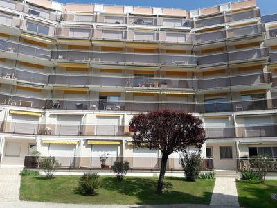 Photo for T2 apartment bis sea view 150 meters from the beach