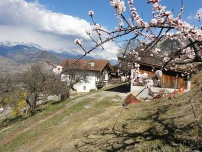 Photo for Holiday apartment Sion for 3 - 6 persons with 3 bedrooms - Holiday apartment