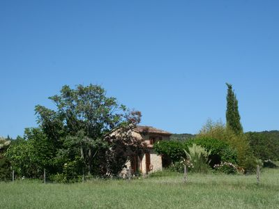 Photo for A small stone house in Provence