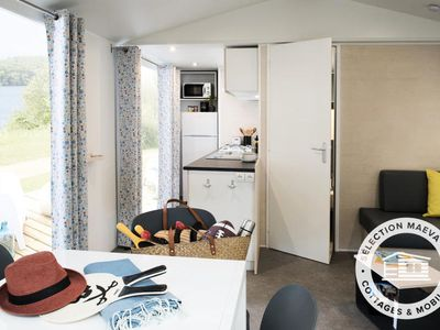 Photo for Camping Le Jard **** - Maeva Camping - Mobile Home 4 Rooms 6 people