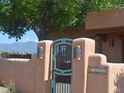 Photo for House of the Turquoise Gate 360 Degree Views with Enclosed Yard