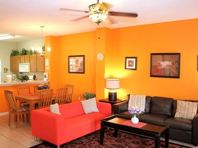 Photo for Emerald Island: 3 Bedroom Townhome Close To Disney! Use 'Book Now' Button