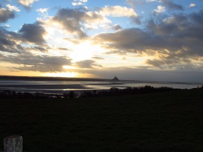Photo for Cottage 50 m from the Bay of Mont St Michel