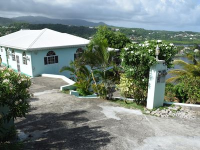 Photo for Breathtaking Ocean View - 3-bedroom Apartment In Fort Jeudy, St. George's