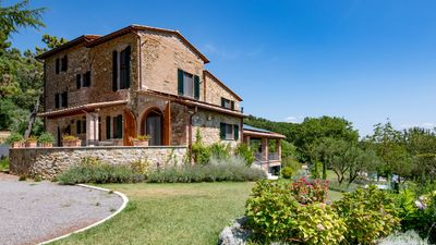 Photo for Walk to Montepulciano from Villa Nobile, Your Luxury Home with Pool in Tuscany!