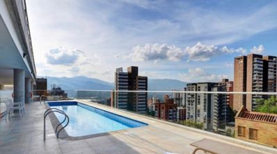 Photo for POBLADO LUXURY APARTMENT