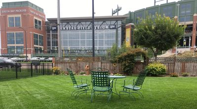 Photo for Best View On The Block in the Shadow of Lambeau Field