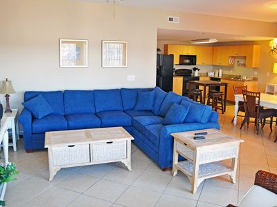 Photo for 6 Bedroom 4 Bath Villa located second row with oceanfront amenities