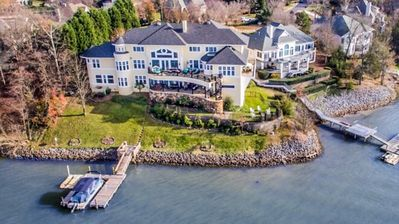 Photo for LUXURY LAKEFRONT ESTATE