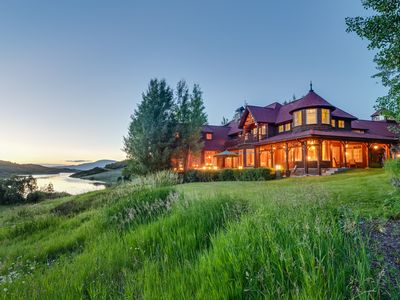 Photo for Private Estate in Wildcat Ranch 5 Minutes from Snowmass Skiing