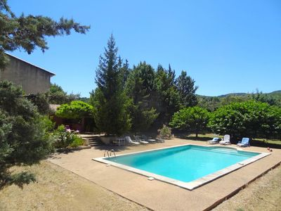 Photo for Villa Théo - Family house in the heart of Luberon