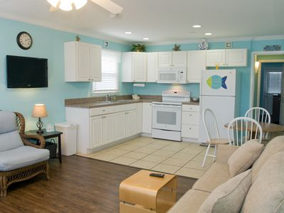 Photo for Cute & Affordable - 1-BR Condo w/ Pool in Downtown OC - Walk to Beach & Boards