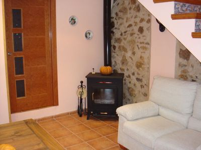 Photo for Cottage in the most charming village of Baix Ebre, come to Paüls.