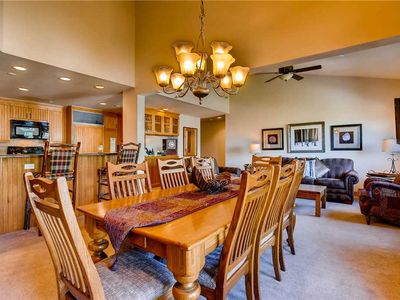 Photo for Charter 4BR/4BA 64405 includes daily housekeeping: 4 BR / 4 BA condo in Beaver Creek, Sleeps 10