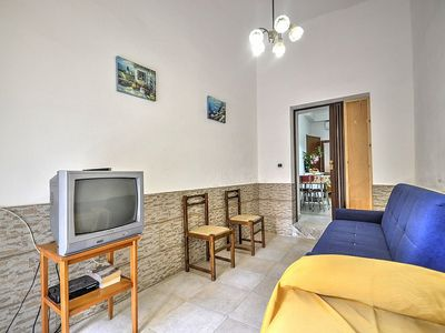 Photo for Casa Sabbiolina C: A welcoming apartment situated at a short distance from the beach, with Free WI-FI.