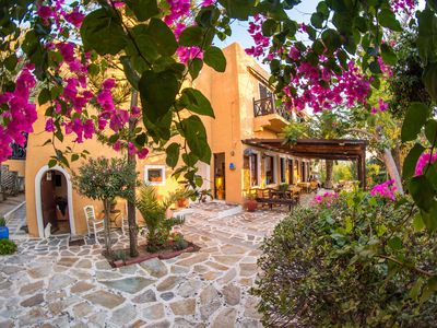 Photo for Traditional, romantic and awarded hotel.