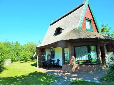 Photo for H12 Thatched Cottage Russow near Baltic Sea Rerik - 3-room thatched cottage (40m², max 4