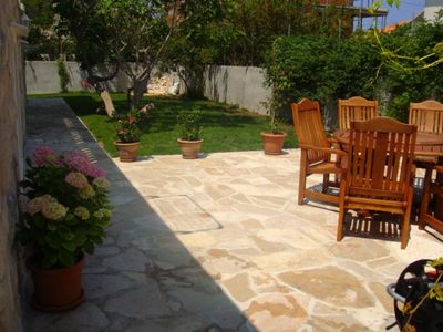 Photo for Two bedroom apartment with air-conditioning Supetar (Brač)