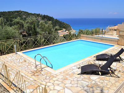 Photo for Amazing sea view villa with private pool