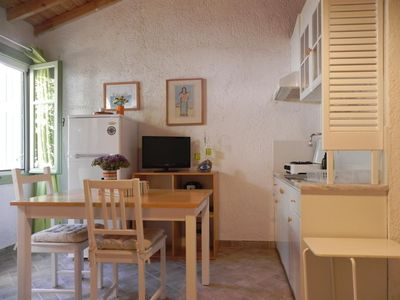 Photo for Holiday apartment Evriaki for 2 - 3 persons - Holiday apartment