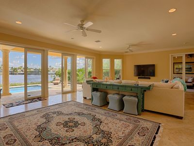 Photo for Best home in Jupiter on the Water minutes from the inlet and nightlife