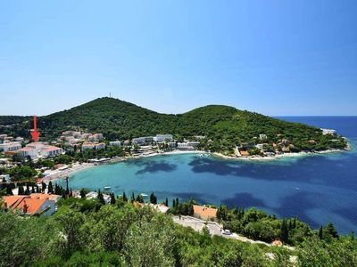 Photo for Luxury Apartment At Lapad Beach In Dubrovnik Free Parking