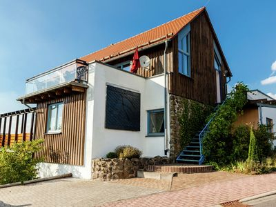 Photo for Comfortable detached holiday home in Hesse with stunning panoramic view