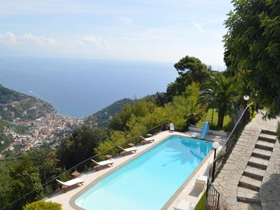 Photo for Villa Le Palme in Ravello, Amalfi Area