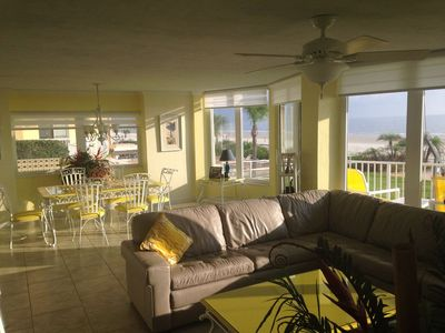Photo for Shores Club 101, 3 Bedrooms, 1st Floor, Oceanfront, Sleeps 8