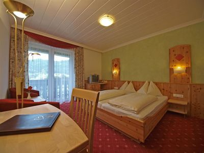 """Photo for Double room """"Zirbe"""" See - Moser, Hotel"""