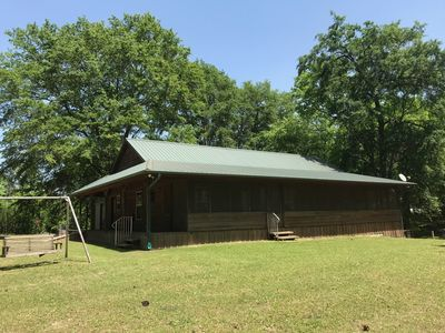 Photo for **Lakehouse Cabin on Lake Quitman**