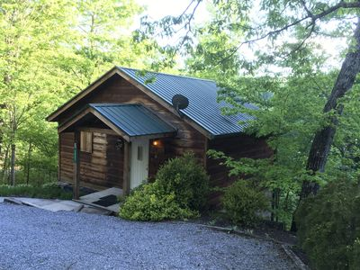 Photo for Very Private  Between Pigeon Forge Gatlinburg Nice Mtn Setting Perfect Location