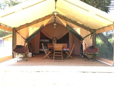 Photo for Tents lodge island of Yeu in Ker Babu